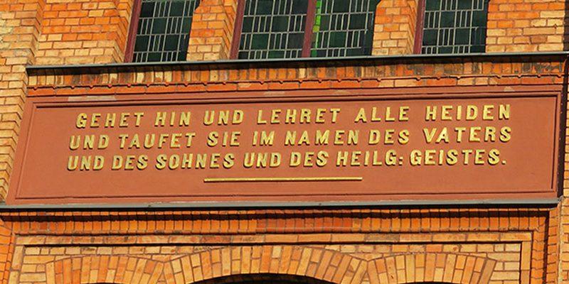 Landeskirche Berlin
