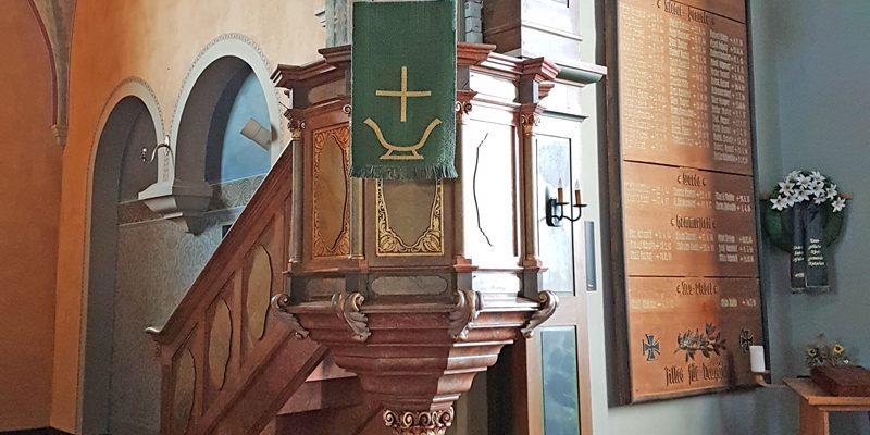Rietschen Kirche